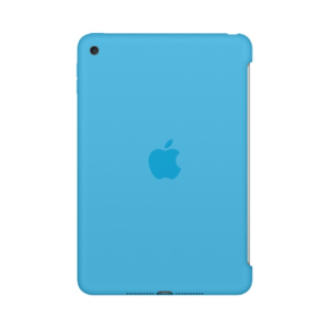 Apple iPad mini 4 Siliconenhoes MLD32ZM/A (Blauw)