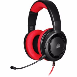 Corsair gaming headset HS35 (Rood)