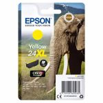 Epson cartridge 24XL Claria Photo HD Ink (Geel)