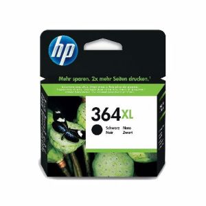 HP XL cartridge 364 XL BK (zwart)