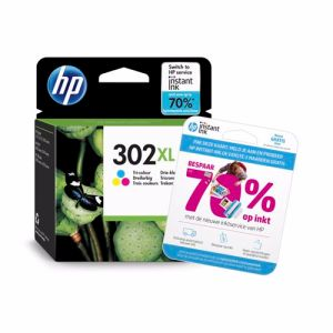 HP cartridge 302 XL (kleur)