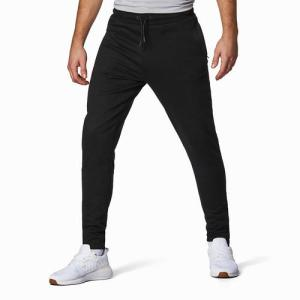 Men's Joggers Zipped Cuff Black