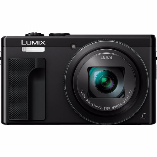 Panasonic compact camera Lumix DMC-TZ80 Zwart