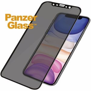 Panzerglass screenprotector iPhone XR/11 Privacy filter