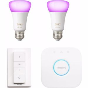 Philips Hue White & Color Ambiance E27 Bluetooth Starterkit
