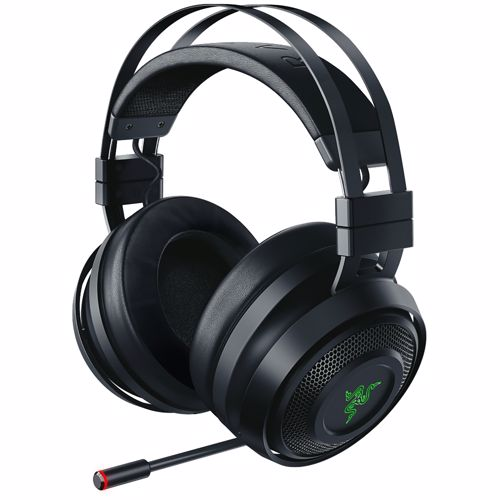 Razer Nari THX Wireless PC (Zwart)