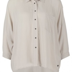 Replay regular fit blouse beige