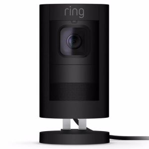 Ring IP camera Stick Up Cam Wired Elite (Zwart)