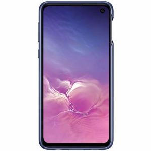 Samsung Protective Standing Cover voor Galaxy S10E (Blauw)
