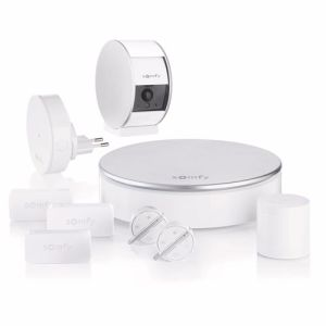 Somfy Home Alarm + Indoor Camera (Bundel)