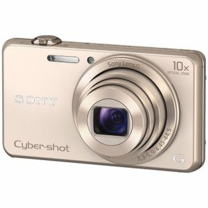 Sony compact camera DSC-WX220 (Goud)