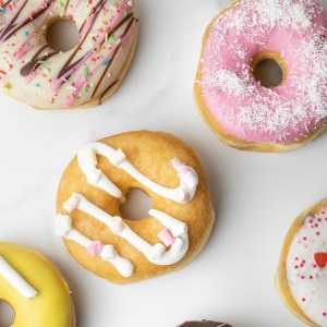 Summer Time Donuts