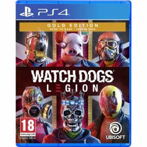 Watch Dogs: Legion Gold editie PS4