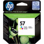 HP cartridge 57 inkt (Geel