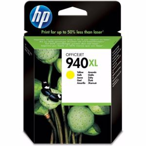 HP cartridge 940XL (Geel)