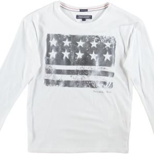Tommy Hilfiger longsleeve bright white
