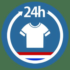 kleding bezorgen binnen 24 uur