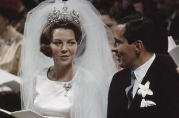 Huwelijk van prinses Beatrix en prins Claus (cc - Nationaal Archief - ANEFO - wiki