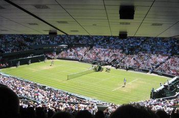 Wimbledon Centre Court - Foto: CC