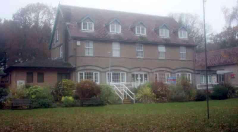 The Dilke Memorial Hospital