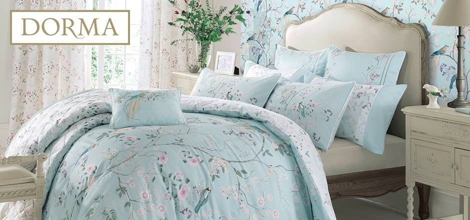 How to Find and Choose Discontinued Dorma Bed Linen  V