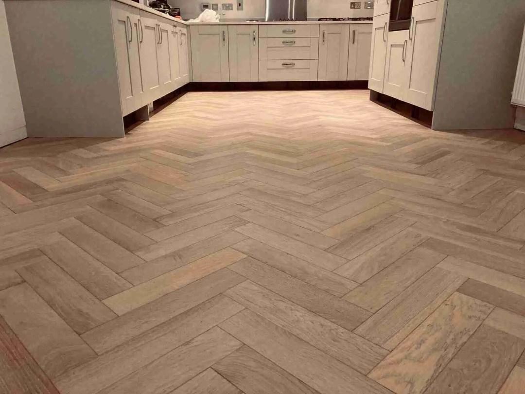 Herringbone Wood Flooring Trowbridge