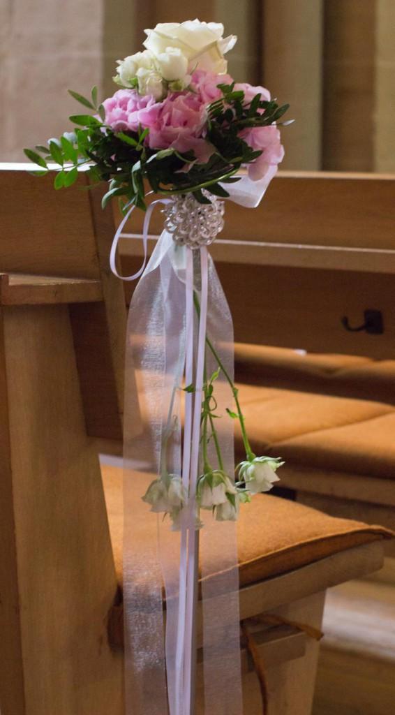 Hochzeit Tischdeko in Rosa  Vanda Deko und Floristik