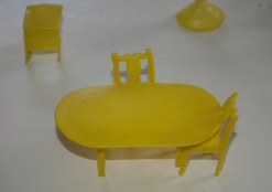 Marx Traditional Dining Table