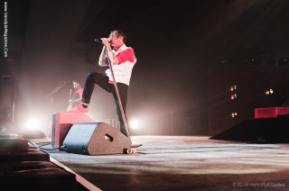 Billy Talent in Edmonton 2017