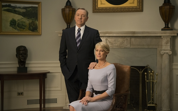 Television House of Cards