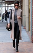 Kendall Jenner kept it chic in layers while out in Beverly Hills_zpsf96lupji