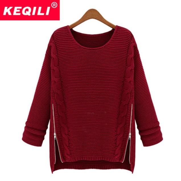 Весна-andautumn-2015-средний-длинные-batwing-рубашка-широкий-толстые-мода-верхняя-одежда-свитер-свитер-женский
