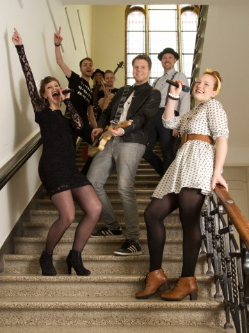 Ready to party!