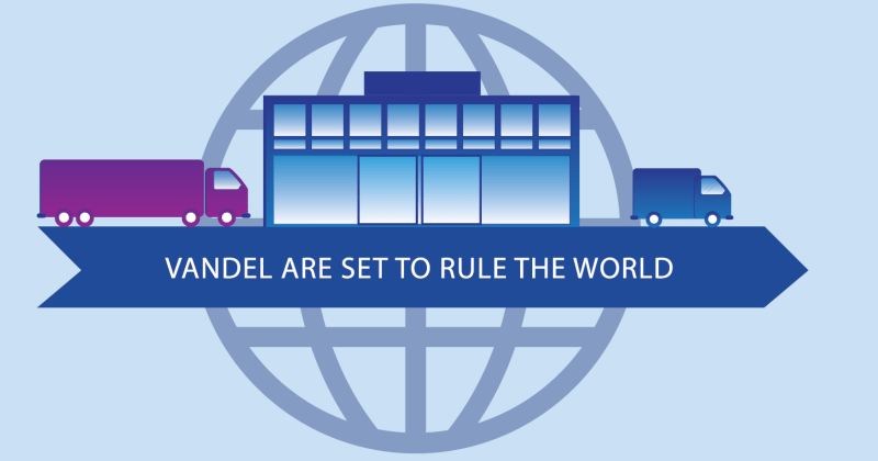 Vandel Are Set To Rule The World