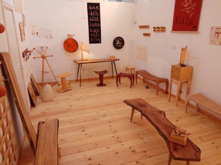 Showroom del taller