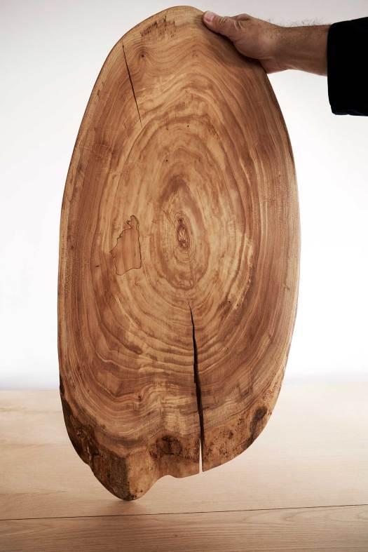 Madera de mesa de diseño