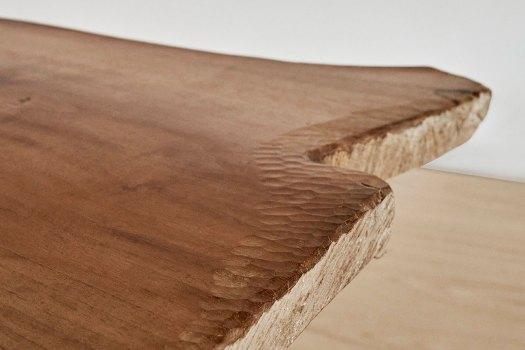 detalle de diseño en madera
