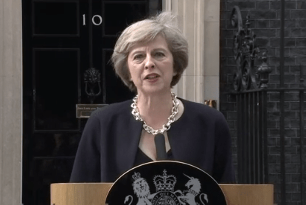 May to review counter-terrorism