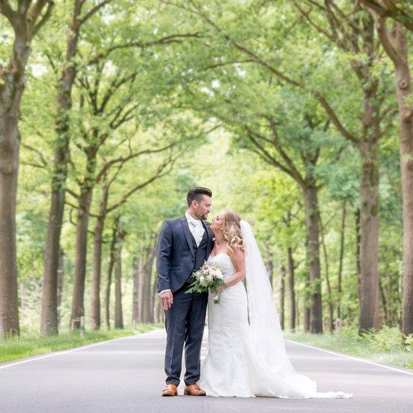 Bruidsfotografie van der Aalst Fotografie
