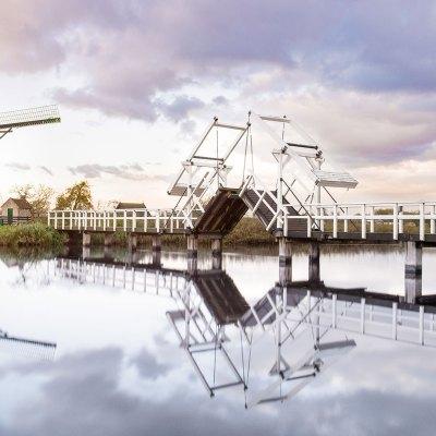 Kinderdijk van der Aalst Fotografie