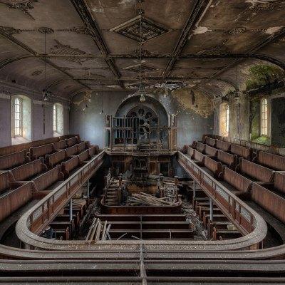 Abandoned Church England 02