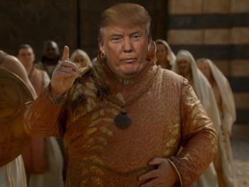 The election may be heating up, but Winter is Coming.