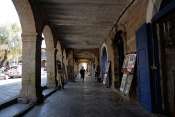 Passage in Cusco