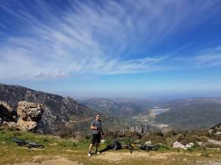 Trails, Trails, Trails in Malia