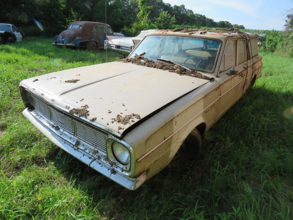 medium resolution of  1964 dodge dart 4dr wagon image 2