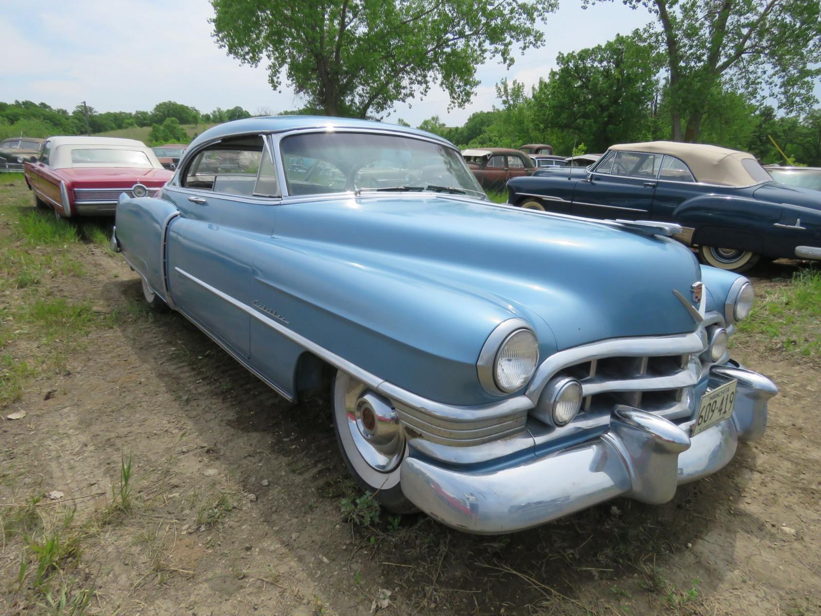 1950 Cadillac Coupe Deville