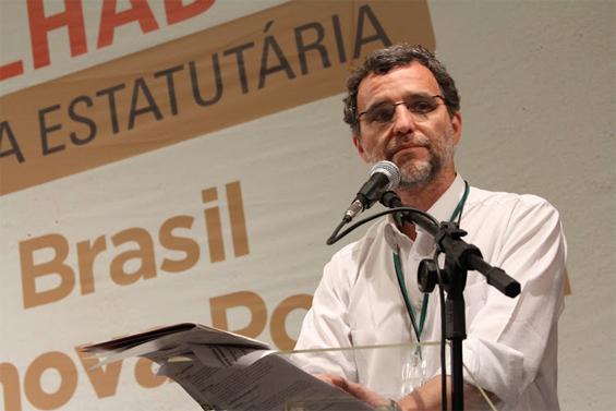 Dirigente nacional assegurou candidatura do PT (imagem da internet)