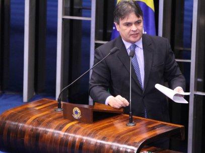 Cássio votou pela aprovação do projeto que beneficia delegados (Foto da Assessoria)