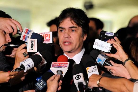 Cássio Cunha Lima foi convidado pelo ministro da integração