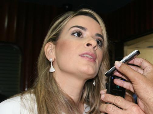 Deputada do PP ironizou declara��es do ex-prefeito de Campina (Imagem da Internet)